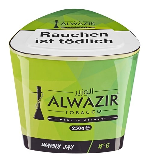 Al Wazir Tobacco 250g - Marry Jay No 8