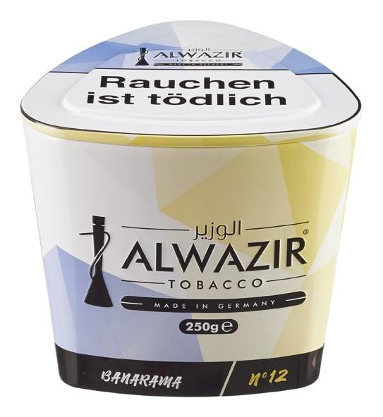 Al Wazir Tobacco -Banarama- 250g