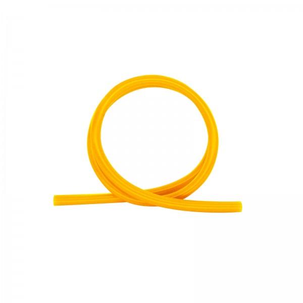 SKS Glänzend Silikonschlauch - Yellow