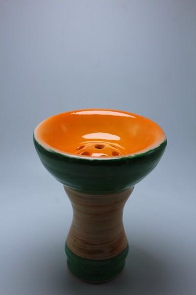 SK Ägypter Orange Green Brown