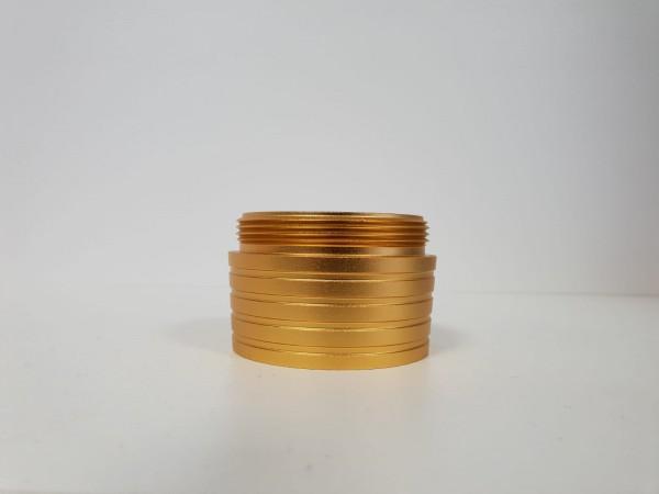 Skynet Bubble Ersatzbowl-Gold/Clear
