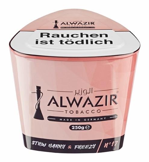 Al Wazir Tobacco-Strw Barry&Freezy-250g
