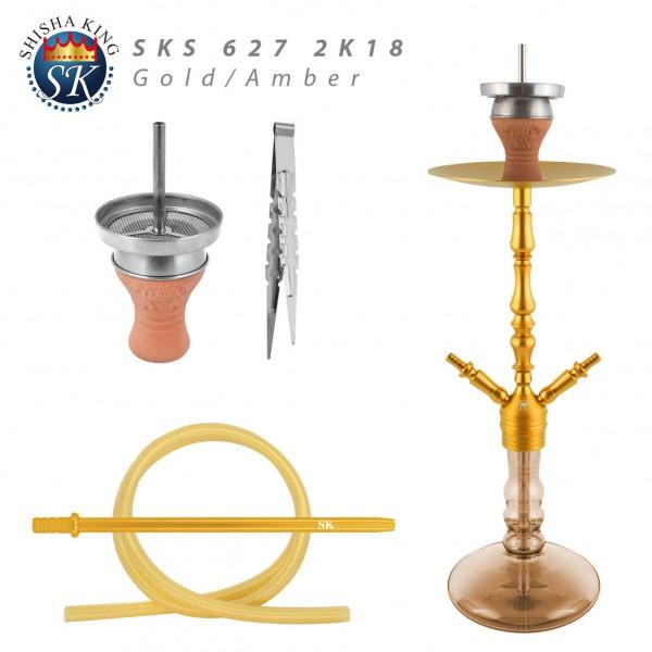 SKS 627 2K18 - Gold/Amber -2-