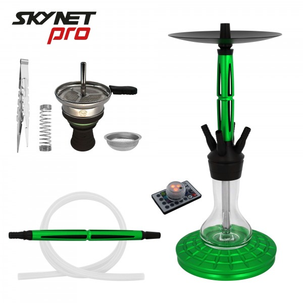 shisha-set-skynet-pro-wasserpfeife-grün