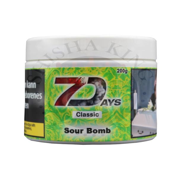 7Days - Sour Bomb 200g
