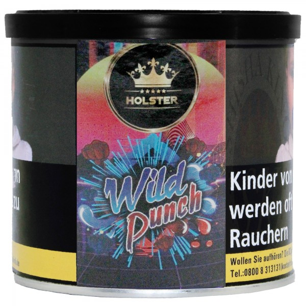 Holster Tobacco 200g - Wild Punch