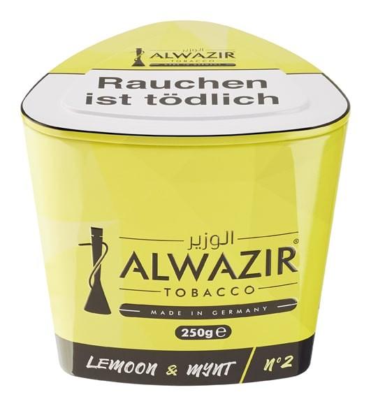 Al Wazir Tobacco -Lemoon Mynt- 250g