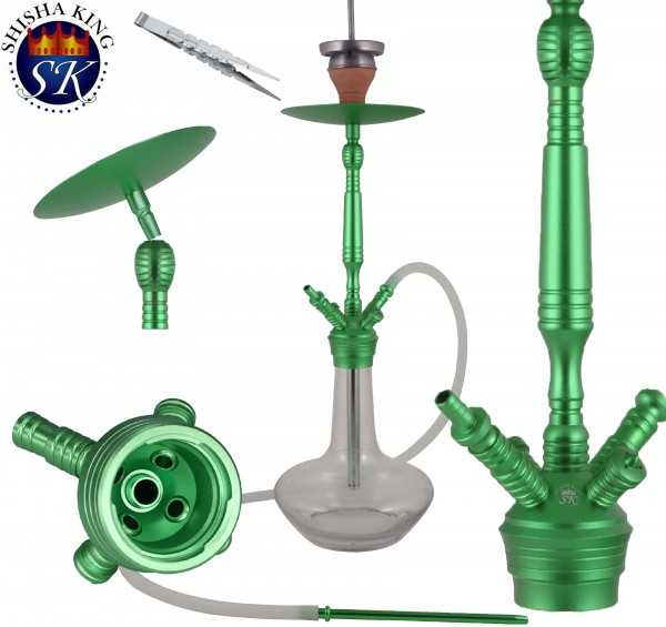 SKS 618 S.N.A.P's - Green / Clear