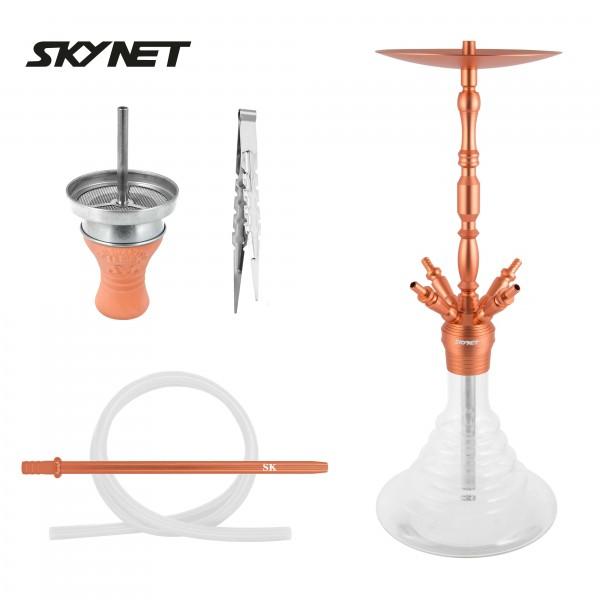 Skynet Air Alu - Rosegold -4-