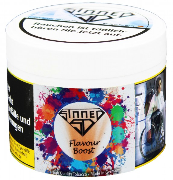 Sinned 200g - Flavour Boost