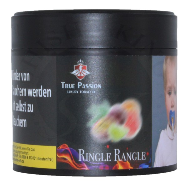 True Passion- Ringle Rangle 200g