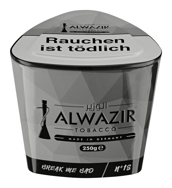 Al Wazir Tobacco-Break me Bad-250g