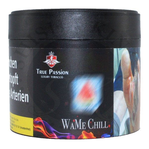 True Passion- WaMe Chill 200g