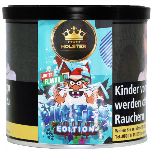 Holster Tobacco 200g - Winter Edition