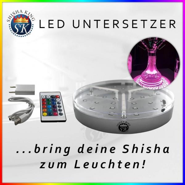 SKS LED Untersetzer