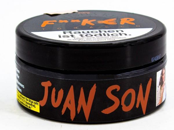 F**K€R 200g - Juan Son