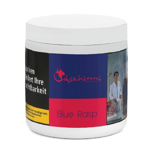 Dschinni 200g - Blue Rasp