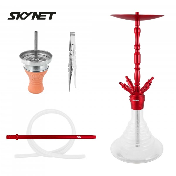 Skynet Air Alu - Red -4-
