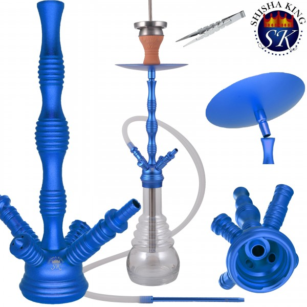 SKS 610 V.A.P.O.R. Blue - Clear