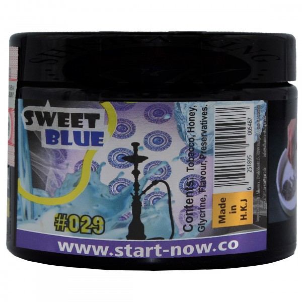 Start Now 200g - Sweet Blue