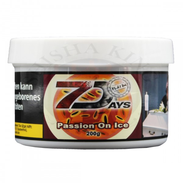 7 Days Platin-Passion on Ice 200g