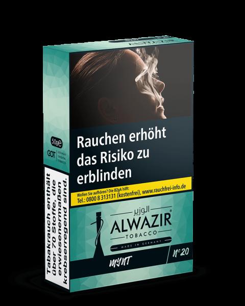 Al Wazir 50g-Mynt-No 20