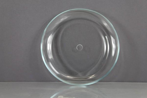 "SK Glaskohleteller 25cm ""hitzebeständig"""