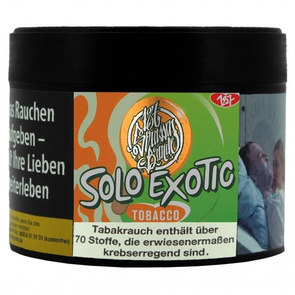 187 Tobacco 200g - #031 Solo Exotic