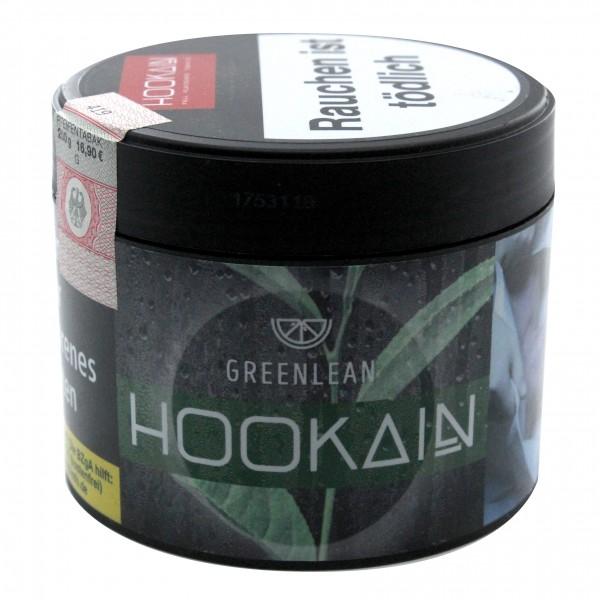 Hookain 200g - Green Lean