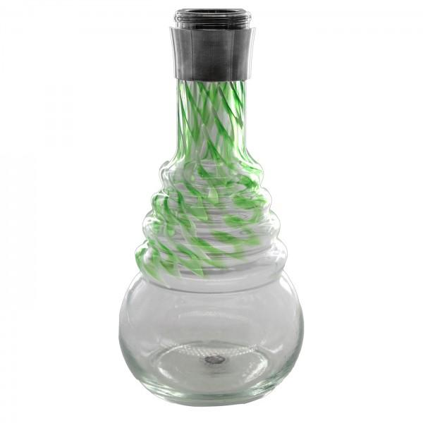 SKS Xoni Big Bowl - Green Clear