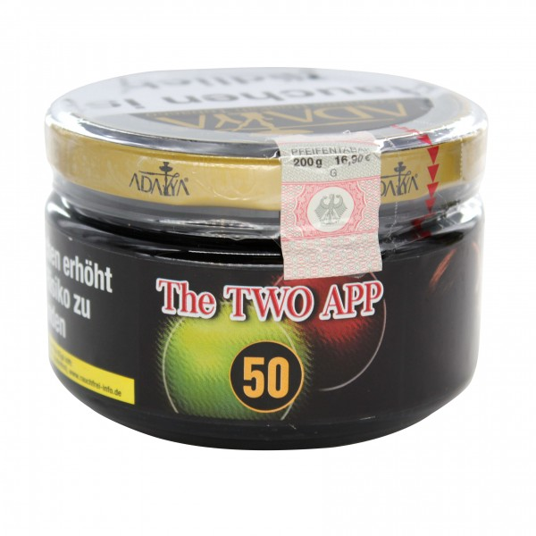 Adalya 200g - The Two App