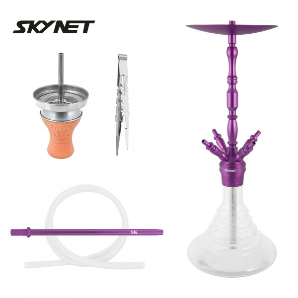 Skynet Air Alu - Purple -4-