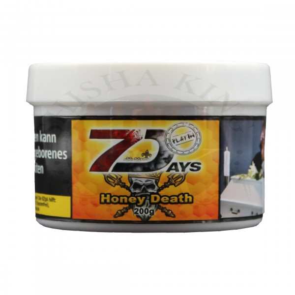 7 Days Platin-Honey Death 200g