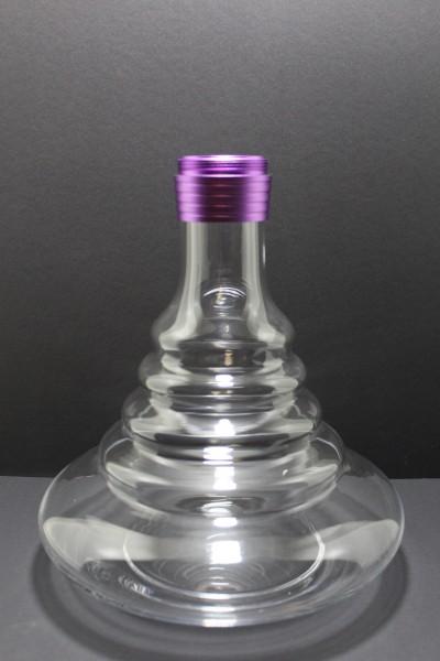 SKYNET Air Ersatzbowl -Purple/Clear