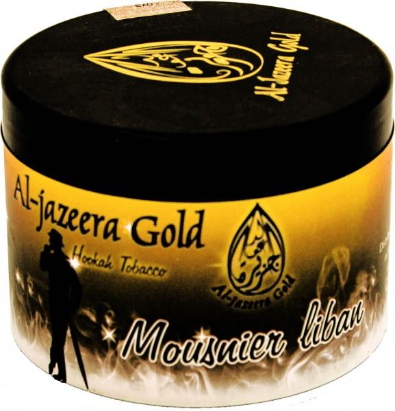 Al Jazeera Gold 200g - Mousnier Liban