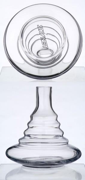 SKYNET Ersatzbowl -ohne Gewinde- Clear