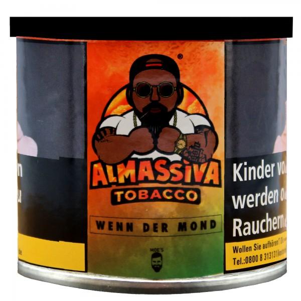 ALMASSIVA Tobacco 200g - Wenn der Mond
