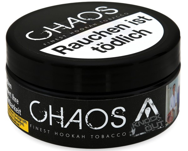 Chaos 200g - Knock out