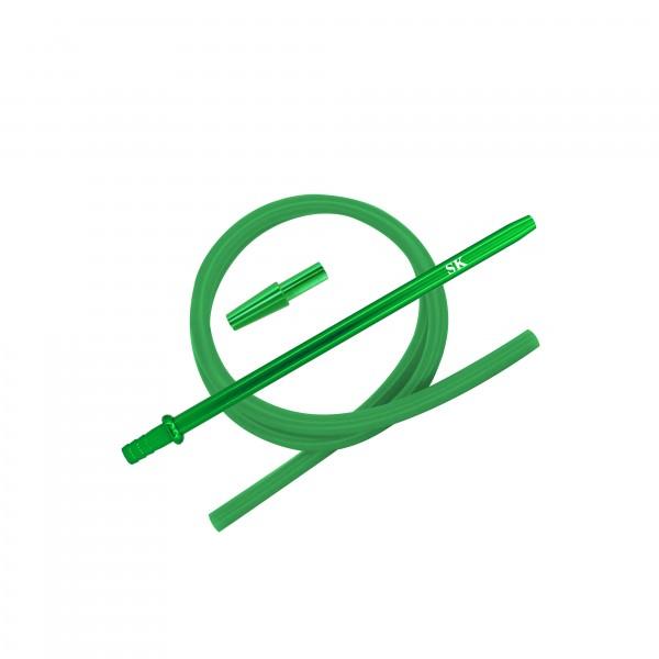 SK Silikonschlauch SET - Green/Green