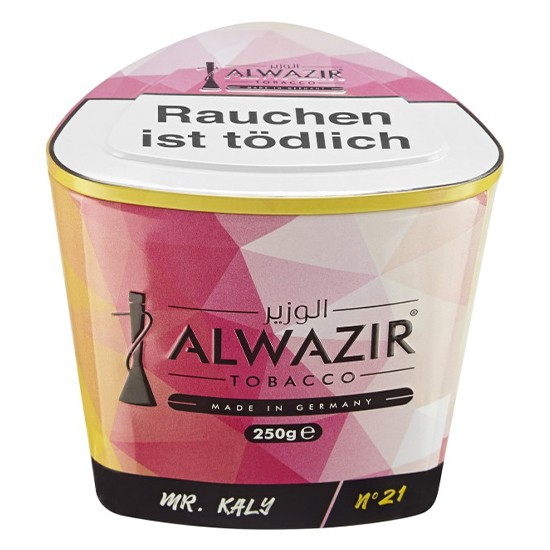 Al Wazir Tobacco-Mr.Kaly-250g