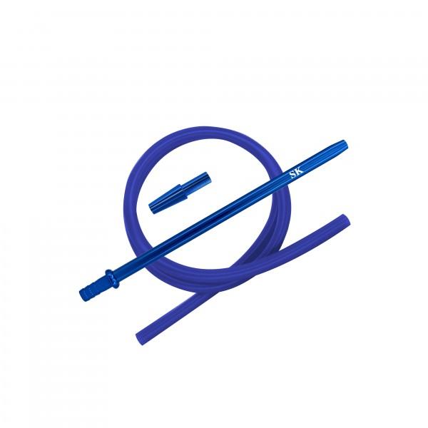 SKS Silikonschlauchset - Blue/Blue