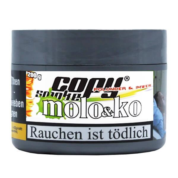 Copy Smoke 200g - Molo & Ko
