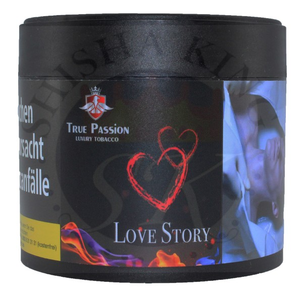 True Passion- Love Story 200g