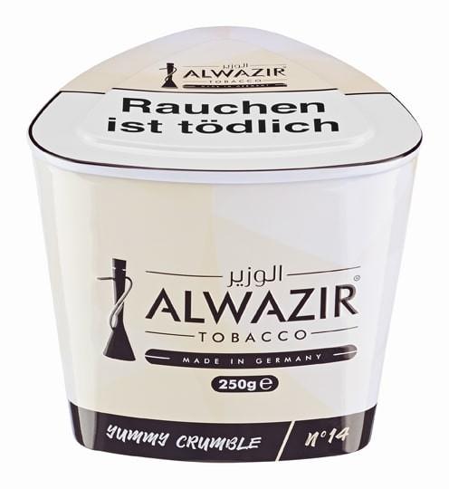 Al Wazir Tobacco-Yummy Crumble-250g