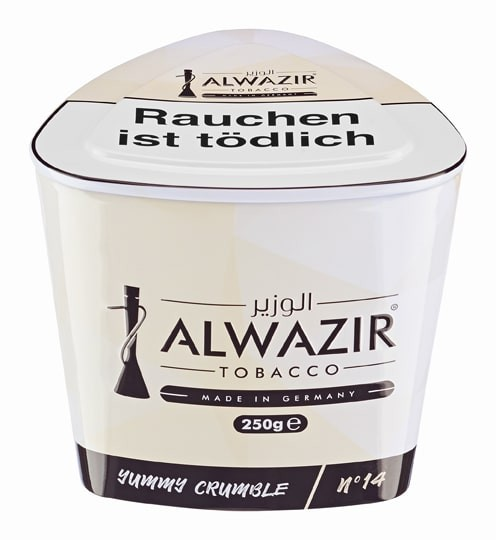 Al Wazir Tobacco 250g - Yummy Crumble No 14