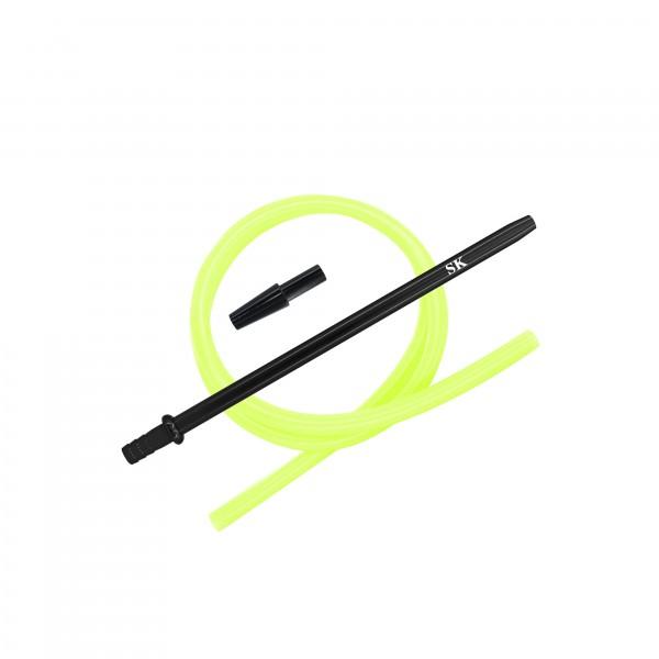 SK Silikonschlauch Set - Black/Yellow