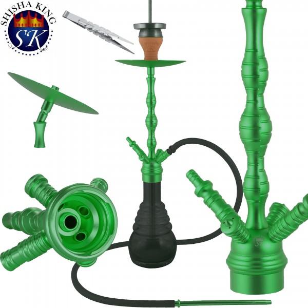 SKS 611 Scarface - Green/Light Black -4-