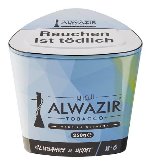 Al Wazir -Blubarry & Mynt- 250g