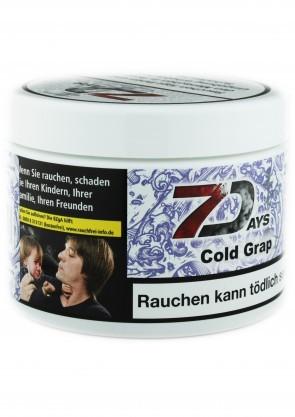 7Days - Cold Grape 200g
