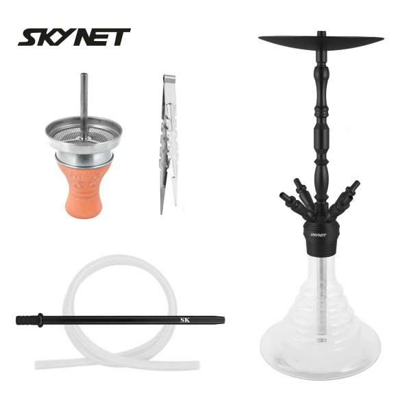 Skynet Air Alu - Black -4-